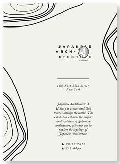 Arquitectura japonesa: Una historia en Behance