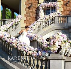 Wedding Invitations | Karen Tran Florals | http://www.classicweddinginvitations.com.au/karen-tran-floral-designs/