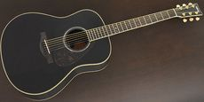 YAMAHA / LL6 ARE BL Acoustic Guitar Free Shipping! δ