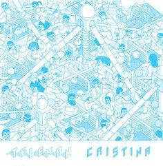 Teleman 'Cristina' Sleeve - Rob Pybus