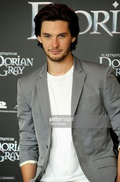 Actor Ben Barnes attends 'El Retrato de Dorian Gray' (Dorian Gray) photocall at the ME Hotel on June 2, 2010 in Madrid, Spain.