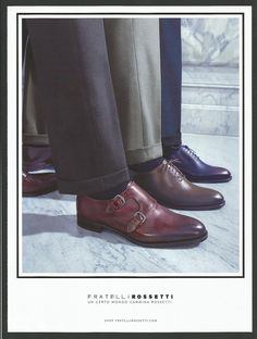 FRATELLI ROSSETTI Luxury Shoes Print Ad # 24 4