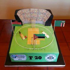 #Cricketthemecake #hugecake #cricket #stadiumcake #t20 #cricketcake Cricket Theme Cake, Huge Cake, 40th Cake, Cricket Match, Cake Smash, Themed Cakes, Birthday Cakes, Cake Ideas, Babies