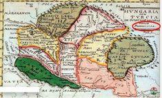 Megdöbbentő! Előkerült egy 1.300 éves térkép, ami meglepő dolgot mutat a magyar történelemről! Ez megváltoztat mindent!