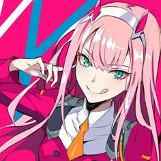 Darling in The FranXX Popular Pixiv Collection - Heaven Wallpaper Manga Anime, Anime Art, Heaven Wallpaper, Everyday Life With Monsters, Yandere Girl, A Hat In Time, Waifu Material, Fanart, Zero Two