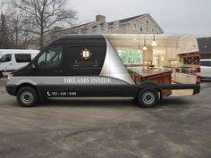 エントリー#:22 デザイナー:Pew Pew | Van wrap needed with picture of beautiful kitchen by experienced contest holder.