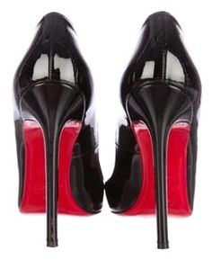 Christian Louboutin Pigalle 120 Black Pumps | Pumps on Sale at Tradesy