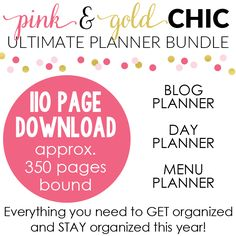 Pink & Chic Ultimate