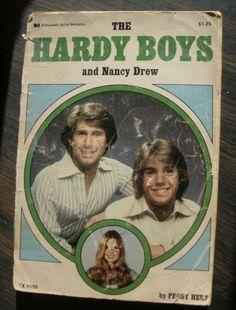 The Hardy Boys and Nancy Drew by Peggy Herz by DandelionsFluff, $3.00