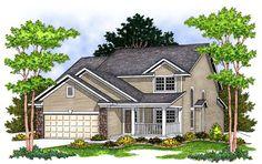 House Plan chp-23589 at COOLhouseplans.com