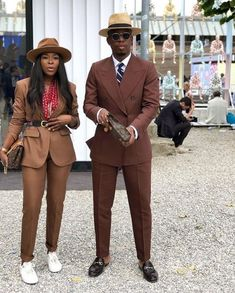 Find images and videos about fashion, clothing and couples on We Heart It - the app to get lost in what you love. Dope Fashion, Suit Fashion, Fashion Looks, Fashion Outfits, Fashion Trends, Style Fashion, Classy Fashion, Fashion Pants, Gentleman Mode