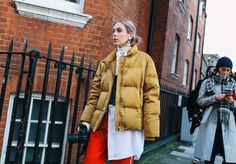 Phil Oh's Best Street Style Pics From London's Fall 2017 Shows