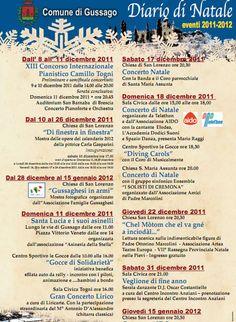 Diario di Natale a Gussago  http://www.panesalamina.com/2011/894-diario-di-natale-a-gussago.html
