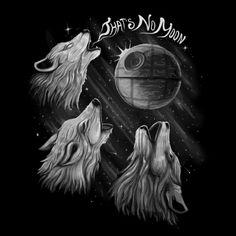 3 wolf, no moon