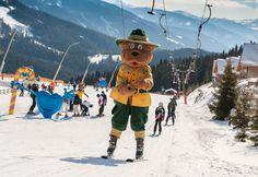 Katschis Kinderwelt at Katschberg Skiing, Snowman, Outdoor Decor, Tourism, Photo Illustration, Ski, Snowmen
