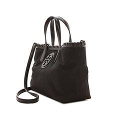 Tory Burch Marion Nylon East West Small Tote Black Handbag Tory Burch http://www.amazon.com/dp/B00VATTP3I/ref=cm_sw_r_pi_dp_3ttswb077VWDM
