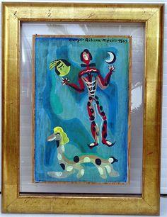 Oeuvres d'Art proposées par un Antiquaire Professionnel