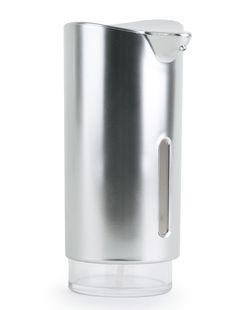 Pico Foaming Pump Nickel by Umbra