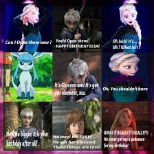 elsa and jack frost - Google Search