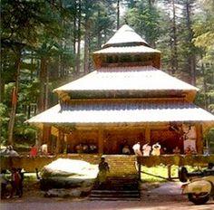 Hidimba Devi Temple, Manali, India