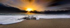 Sunrise in Rhodes ~ Greece by panagiotis laoudikos on 500px