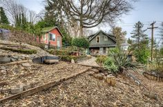 columbia city/mt baker 1918 on 8.5k lot. 3302 cheasty blvd S. farm in the city.