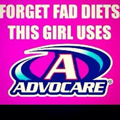 Advocare has changed my life, and I feel great. ask me about it... https://www.advocare.com/140852763/