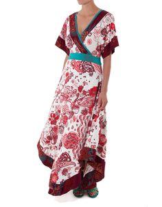 MAYA PRASS | Printed Happy Together Maxi Dress | Women | Style36