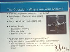 The question, where are your assets - Arlette Hart @FBI CISO #IoTWorld16 - Twitter Search