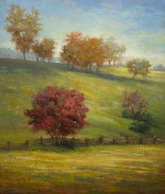 """Jonathan Howe Fine Art 32"""" x 38"""" oil"""