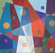 Burton Wasserman Burton Wasserman, 1985 - P Z - 1999 (1999), oil on masonite. #abstract #art #modern