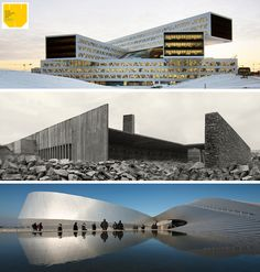 Winners of the World Architecture Festival 2013,