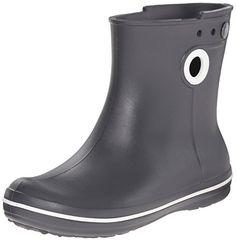 Crocs Women's Jaunt Shorty Boot Graphite <3 <3 <3