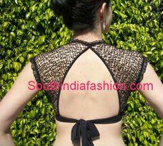 latest blouse designs 2014