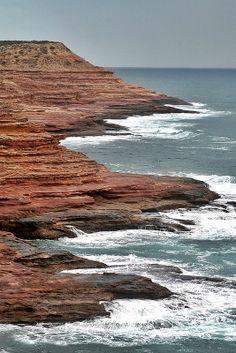 Pot Alley Red Cliffs, Kalbarri National Park, Australia