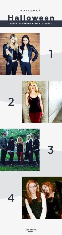 39 Creative Buffy Costumes For Diehard Fans cb0b4fa034170