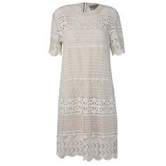 Multi Lace T-Shirt Dress