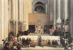 Concilio de Trento de Tiziano