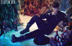 Lee Je Hoon – L'Officiel HOMMES December 2016 Interview – the talking cupboard Lee Je Hoon, Kdrama Actors, Jaebum, Atheist, Korean Actors, Korean Dramas, Plastic Surgery, Comebacks, Interview