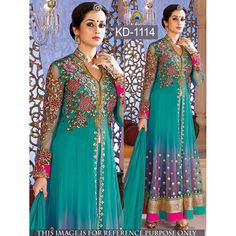 Sensational Embroidered Semi-stitched Party wear Suitat just Rs.3000/- on www.vendorvilla.com. Cash on Delivery, Easy Returns, Lowest Price.