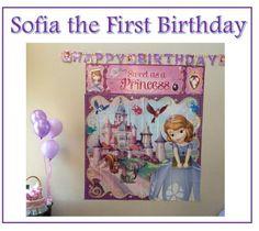 Sofia the First birt