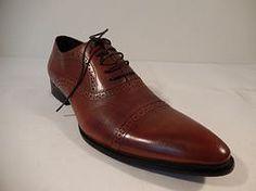 Encore Hand Stitched Dress Shoe Brown