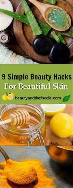 9 simple beauty hacks for beautiful skin. Natural, simple, inexpensive, beauty tips for glowing, clear skin. For healthy clear skin the natural way. Natural Beauty Tips, Natural Skin Care, Natural Hair Styles, Diy Beauty, Beauty Tips For Hair, Beauty Makeup Tips, Organic Beauty, Beauty Secrets, Beauty Hacks For Teens