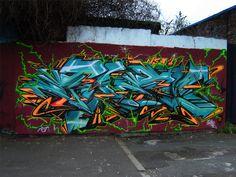 urbanartbomb #graffiti #bombing #graff #streetart - http://urbanartbomb.com/nsa-crew-liverpool-uk-graffiti-urban-art-casm/ - graffiti - Urban Art Bomb