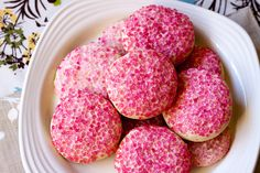 Citrus Glitters (recipe from Vegan Cookies Take Over Your Cookie Jar)