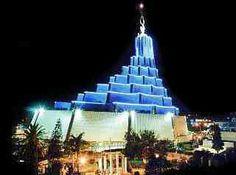 Hermosa casa de DIOS
