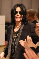 Michael Jackson This Is It rehearsal