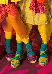 Sandaler med korksål