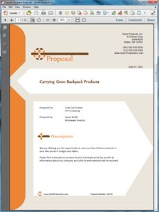 Beauty Salon And Spa Partnership Sample Proposal  Create Your Own