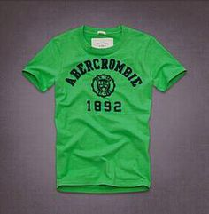 Homme Abercrombie Fitch Tee Shirts H0101